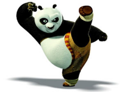 The Panda Is Back!