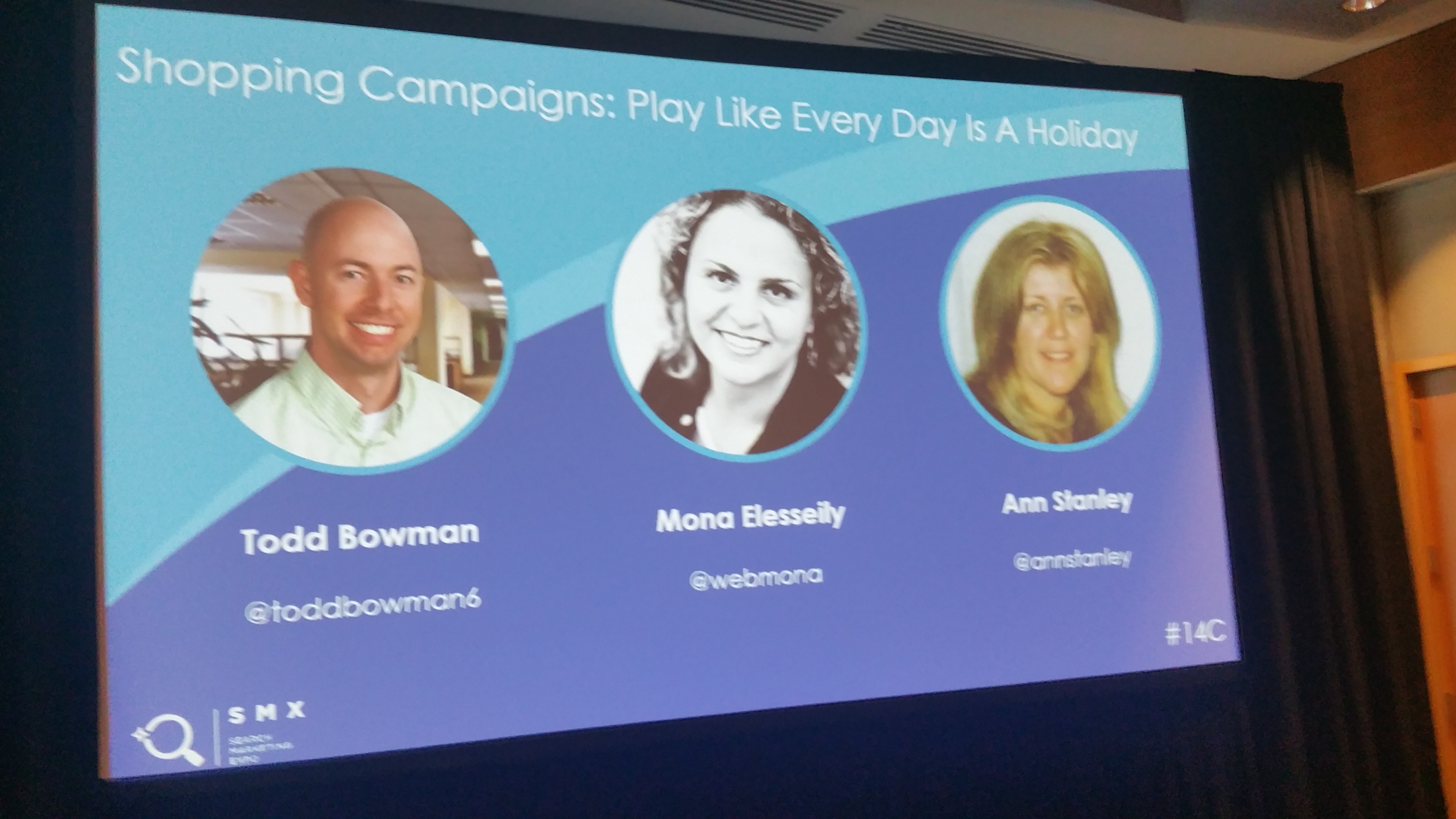 SMX Advanced 2016 (Seattle) – Ann Stanley speaks on buy buttons, social shopping, remarketing and feed management