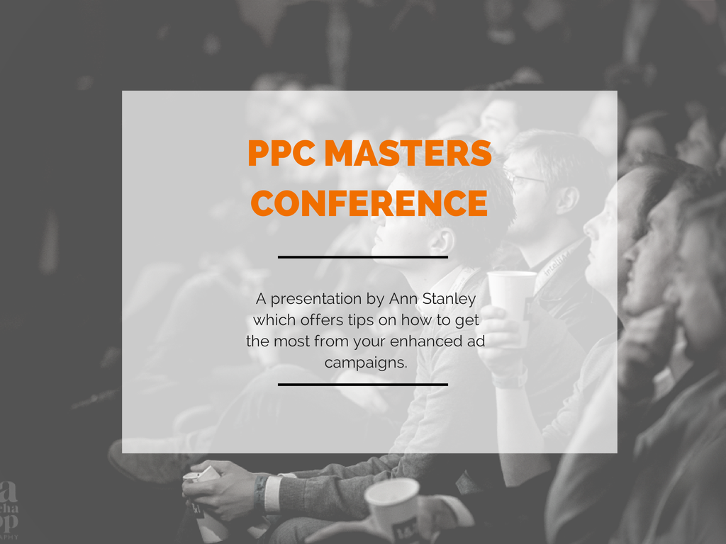 Ann Stanley Presents at the PPC Masters Conference in Hamburg