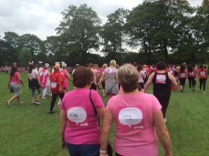 Leicester Race for Life