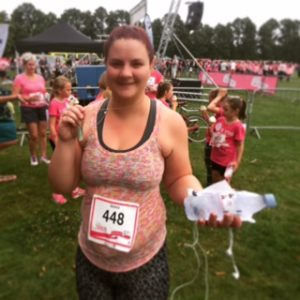 The Race for Life Comes to Leicester