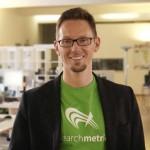 Marcus Tober of Searchmetrics