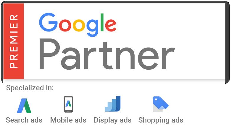 Anicca awarded Google Premier Partner status