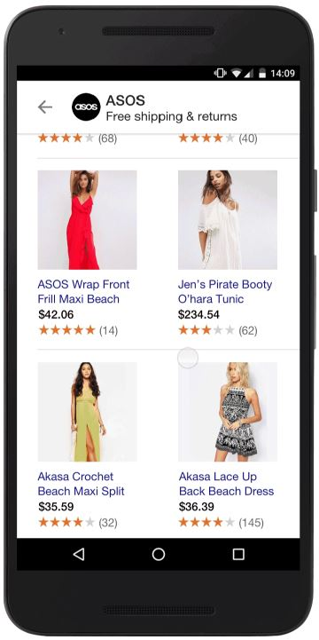 Google Shopping Latest – Showcase Shopping Ads
