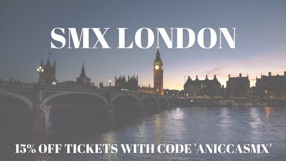 Heading To SMX London 2017? Get 15% Off Today