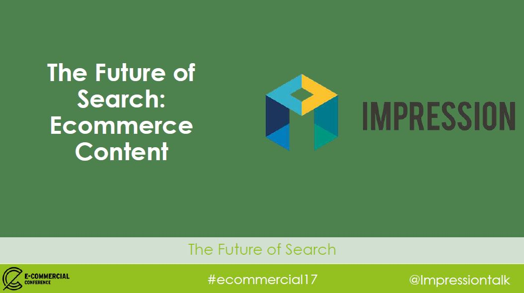 ecommercial future of search edd wilson
