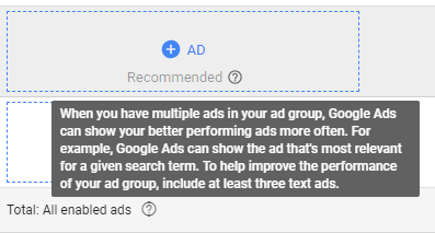 Recommended Ads