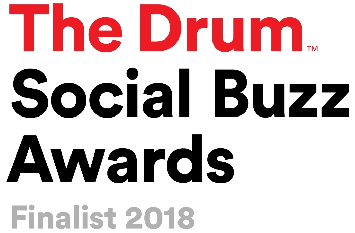 Anicca Digital is Highly Commended at the Social Buzz Awards