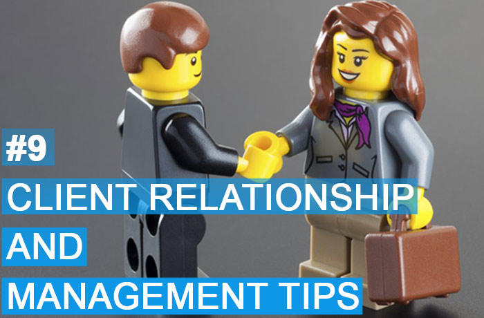 9 Client Relationship and Management Tips for Digital Marketers