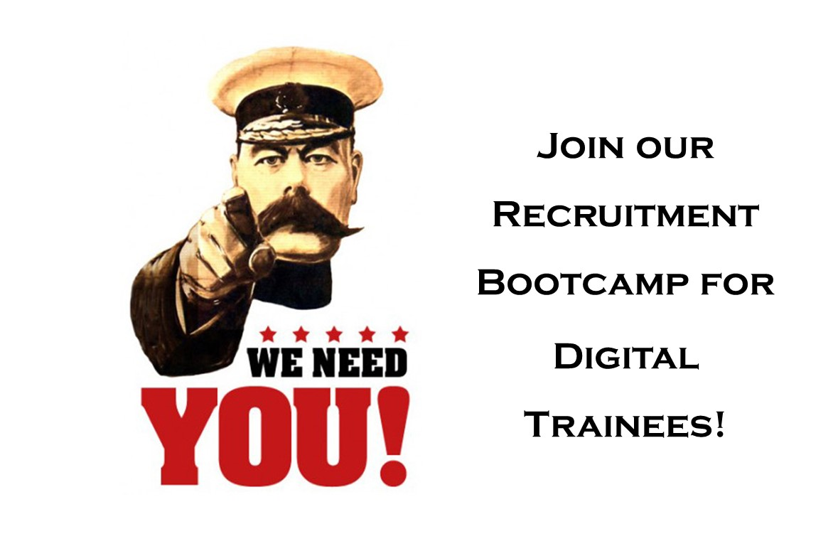 Anicca Needs you! Join our Recruitment Bootcamp for Digital Marketing Trainees