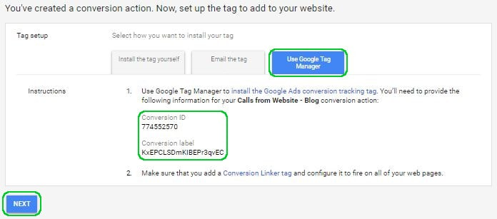 How to Track Website Calls In Google Ads?