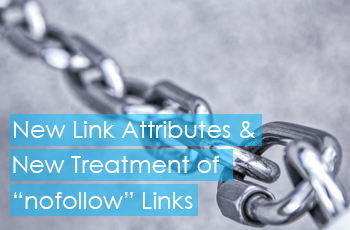 Are nofollow links about to be beneficial to organic rankings?