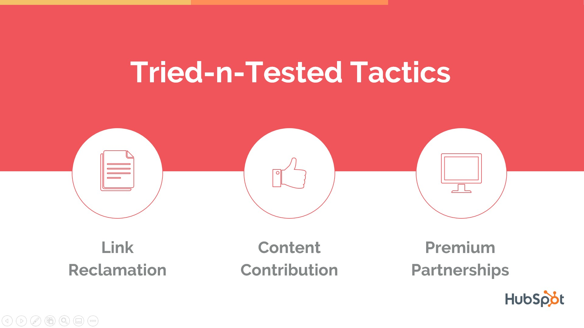 Tried and tested tactic for link building
