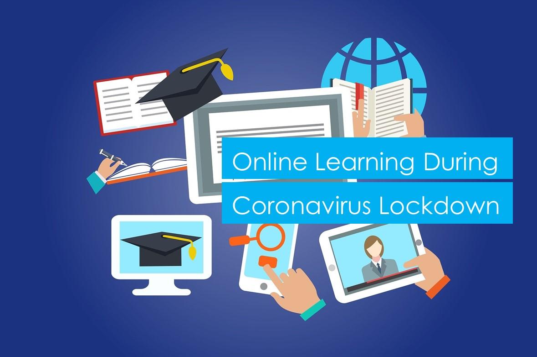 Online Learning During Coronavirus Lockdown
